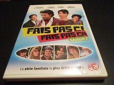 """COFFRET 2 DVD """"FAIS PAS CI, FAIS PAS CA - SAISON 2"""""""