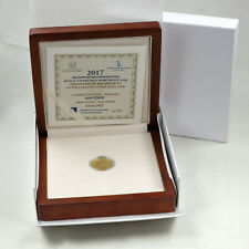 200 Euro 7,31 g fein Gold Münze Coin Griechenland Diogenes 2017 Proof