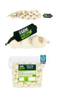 Farm Fresh Garlic,Farm Fresh Garlic String,Farm Fresh Peeled Garlic