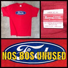 80's VTG Classic FORD truck funny mustang pick-up Chevy Chevrolet auto t-shirt