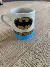 dc comics batman mug