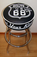 Route 66 Sign Get Your Kicks Bar Stools Stool