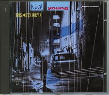 Neil Young ‎– This Note's For You / CD