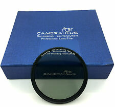 UK Store! CameraPlus® PRO-II (Super HD) Multi-coating C-POL for 62mm Camera Lens
