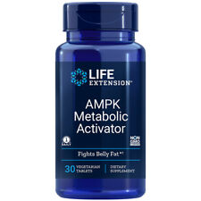 AMPK Metabolic Activator Life Extension 30 Veg tabs