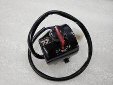 Yamaha 79-84 XS650 Engine Start Stop Right Switch Assembly - New Repro
