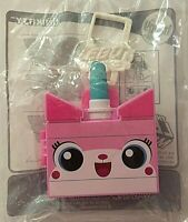 McDonalds Happy Meal Toy The Lego Movie Second Part #7 Pink Unikitty Lego Land