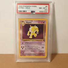 Hypno 8/62 PSA 8.5 Holo WOTC Pokemon Card - REGRADE 9?