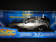 Sunstar DeLorean Time Machine Ritorno Al Futuro Parte 2 1/18