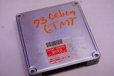 Toyota Celica GT GTS 92-93 2200 Computer Engine ECU ECM 89661 2B160