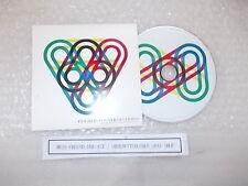 CD Pop Fischerspooner - Never Win  (2 Song) Promo CAPITOL