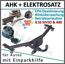 Anhängerkupplung Opel Corsa II B Schrägheck Hatchback 93-00 EPH-Deaktivierung