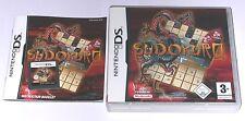 """NINTENDO DS SPIEL"""" SUDOKURO Sudoku + Karuro Spiele """" KOMPLETT"""