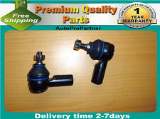 2 OUTER TIE ROD END SET FOR HONDA ELEMENT 03-10 ACURA RSX 02-06