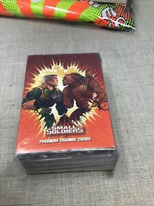 Small Soldiers Movie Base Card Set 90 Cards Inkworks 1998 Complete With Tattoos