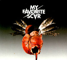 CD : MY FAVORITE SCAR - My Favorite Scar (NEU/ Red Vultures / Within Temptation)