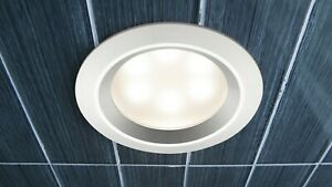 Mr Steam MS Recessed Light for Steam Rooms