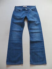 Levi's® 512 Bootcut Jeans Hose, W 33 /L 34, Vintage Denim mit TOP Waschung ! 48
