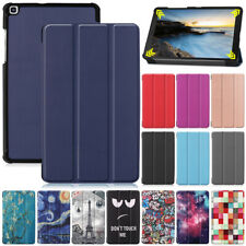 """For Samsung Galaxy Tab A 8.0"""" 2019 SM-T290 T295 Magnetic Flip Leather Case Cover"""