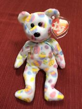 Ty Beanie Baby EGGS 2004 - the Easter Bear MWMT