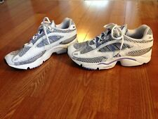 Adidas Ozweego White Purple Torsion Adiprene Women's Size 10/ Men's Size 9