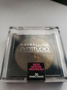 Maybelline Eyestudio Eyeshadow Duo 30 Khaki Craze