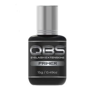 QBS® Lash Primer Longer Extension Coating 15ml - Eyelash Extensions