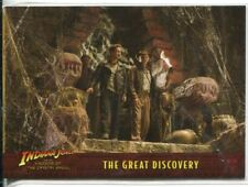 Indiana Jones Heritage Promo Card P2