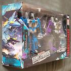TRANSFORMERS War for Cybertron Earthrise Skywarp Thundercracker Great Box US