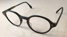 Oliver Peoples LA Bouffi 902 RX Eyeglasses Matte Black 45mm Made in Japan