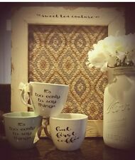 Personalized Coffee Mug But first coffee