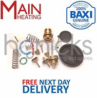 Main Combi 24, 24HE, 30HE Diverter Valve 7224344 248061 Genuine Repair Kit NEW