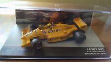Ayrton Senna Lotus 1987 1:43 F1 Formula 1
