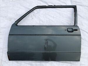 Mk1 Vw Rabbit GTI Driver Left Side 2 Door Exterior Body Panel Frame 8v Diesel OE