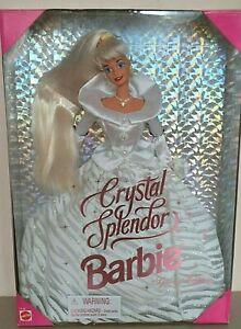 1995 Playline Collector Special Edition Blonde Vintage CRYSTAL SPLENDOR Barbie