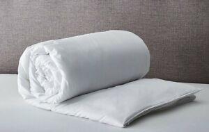 Premium Quality Anti Allergy 4.5 Tog Duvet  Ideal For Warm Summer  PURE COMFORT