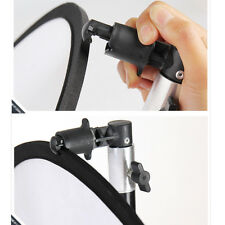 Hand Hold Studio Photo Background Reflector Disc Clamp Holder Clip for Camera DV