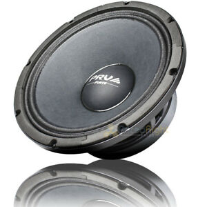 "PRV Audio 10"" Mid Bass Midrange Speaker 800 Watts Max Forte Series 10MB800FT"