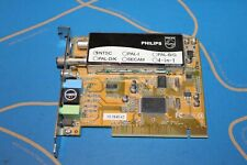 Philips TV tuner / video capture card PCI NTSC - LR138 Rev. H - 701013821600