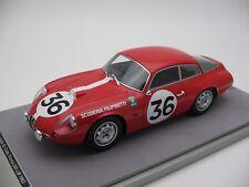 1/18 scale Tecnomodel Alfa Romeo SZ Coda Tronca Le Mans 24h 1963 - TM18-71D
