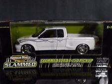 ERTL American Muscle 2000 Ford F-150 Pickup Truck Slammed 1:18 Scale Diecast