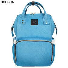 Genuine Multifunctional Baby Diaper Nappy Backpack Waterproof Large Changing Bag