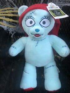 Build-A-Bear Disney Nightmare Before Christmas SALLY BEAR .SOLD-OUT 3-days Only
