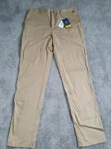 lyle and scott golf trousers 34R beige