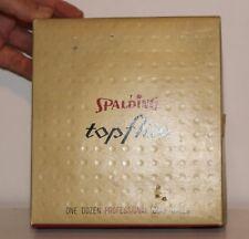 Box of 12 Vintage Golf Balls Club Special Acushnet 2 Titleist K 2 Medalist