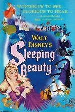 SLEEPING BEAUTY - CLASSIC DISNEY ONE SHEET MOVIE POSTER 24 x 36