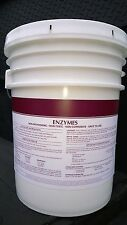 25 LBS INDUSTRIAL STRENGTH GREASE TRAP CLEANER GRANUAL BACTERIA ENZYMES ALL NAT.