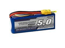 RC Turnigy 5000mAh 3S 30C Lipo Pack w/XT-90