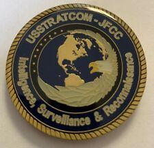 STRATCOM ISR US Strategic Command Intelligence Surveillance Reconnaissance Coin