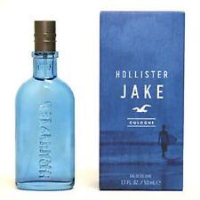 HOLLISTER JAKE BLUE 1.7 oz ( 50 ml ) SPRAY Eau De Cologne Men NEW IN BOX SEALED